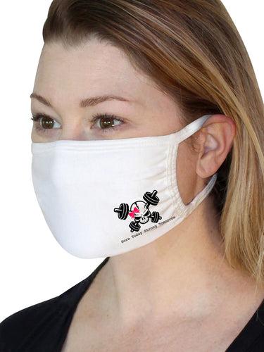 Cotton Face Mask with STST Logo