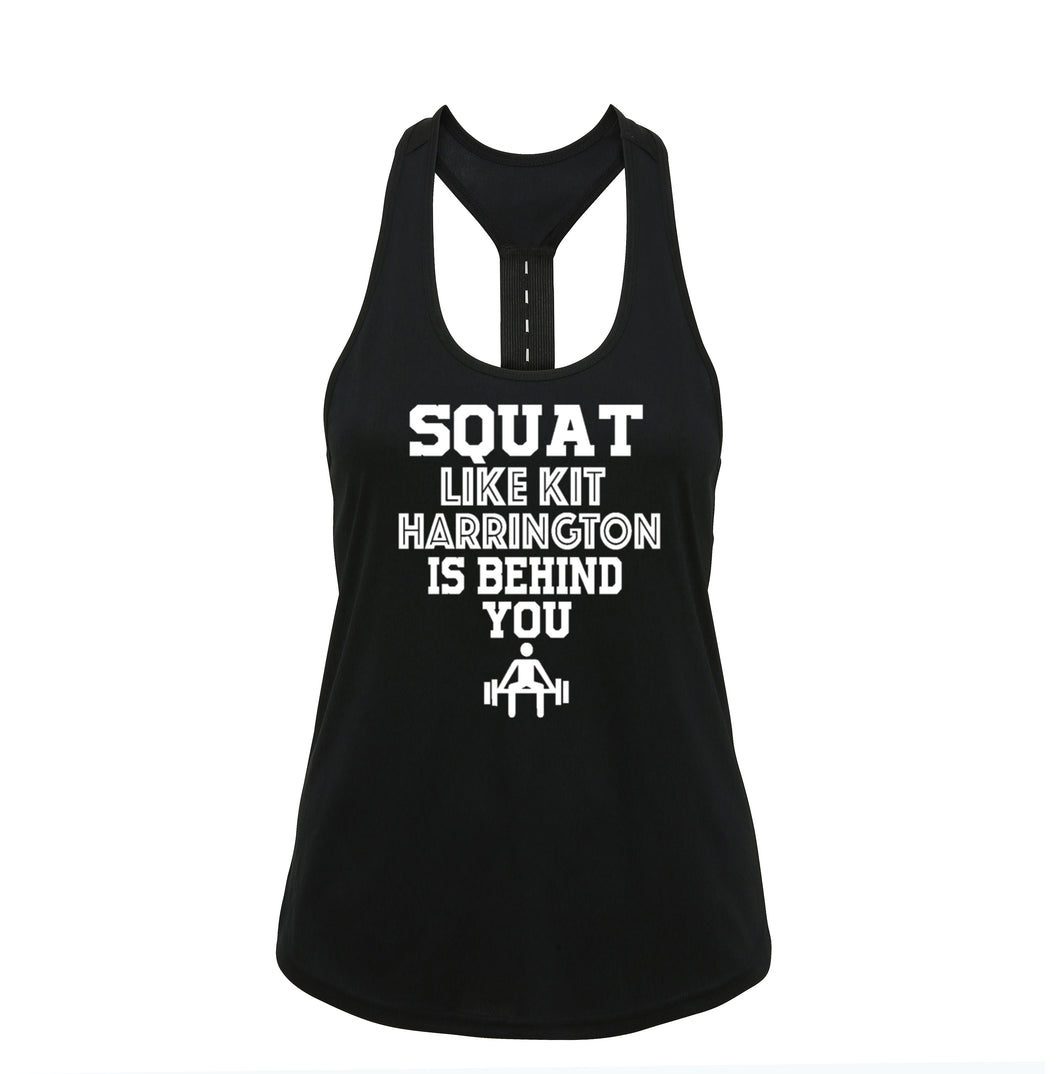 Squat Like Kit Harrington Is Behind You - Strapback - SoreTodayStrongTomorrow