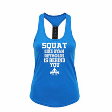 Squat Like Ryan Renyolds Is Behind You - Strapback - SoreTodayStrongTomorrow