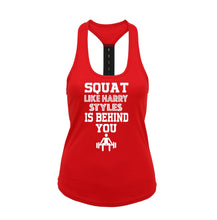 Squat Like Harry Styles Is Behind You - Strapback - SoreTodayStrongTomorrow