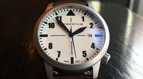 Momentum Watches | Fieldwalker Automatic | Dave's Favorite Watch