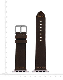 Apple Watch Band - Bramante Leather - 22mm - Momentum Watches US