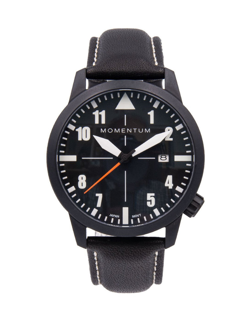 Fieldwalker Black-Ion Automatic [44mm] - Momentum Watches US