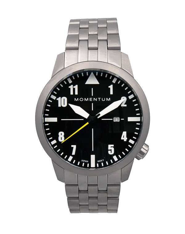 Fieldwalker Q [44mm] - Momentum Watches US
