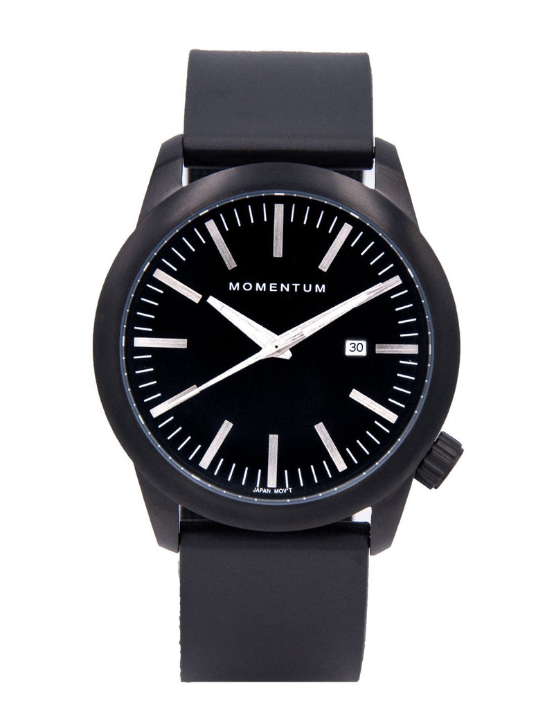 Logic Black-Ion [42mm] - Momentum Watches US