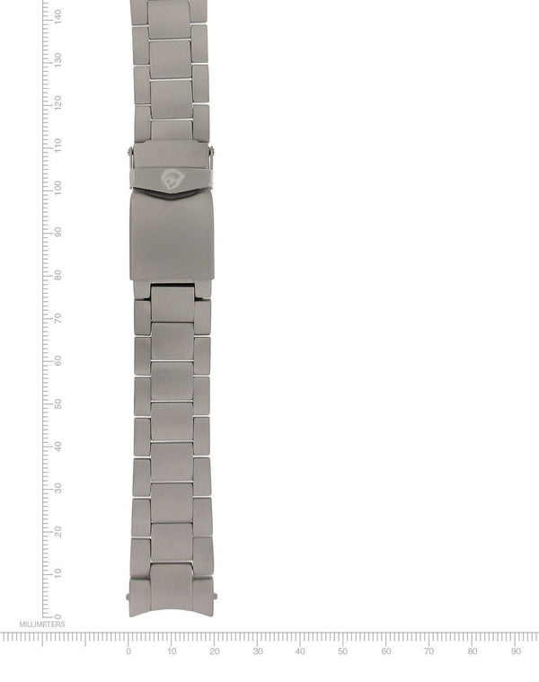 Pathfinder III Titanium Bracelet - 22mm - Momentum Watches US