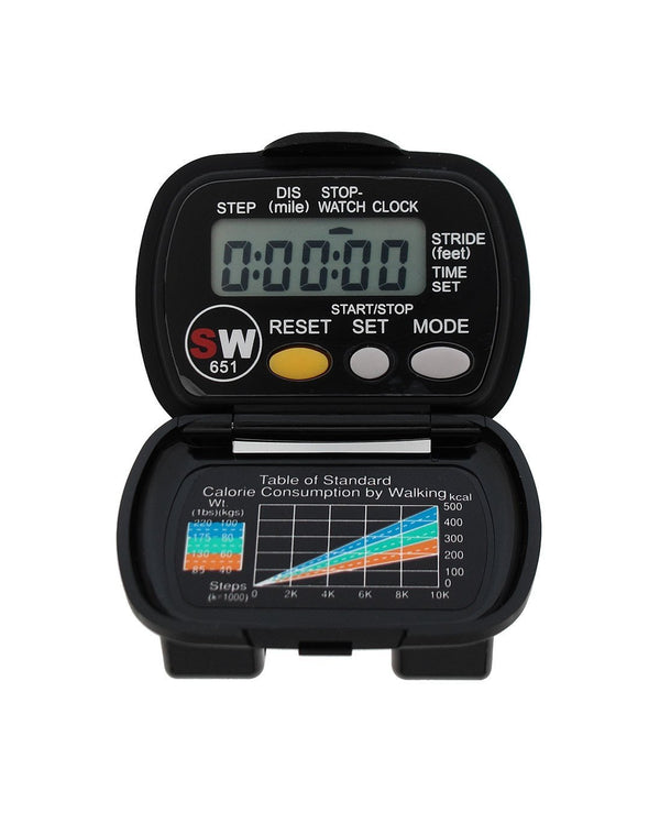 Pedometer - Momentum Watches US