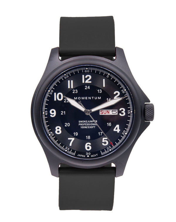 Smokejumper [44mm] - Momentum Watches US