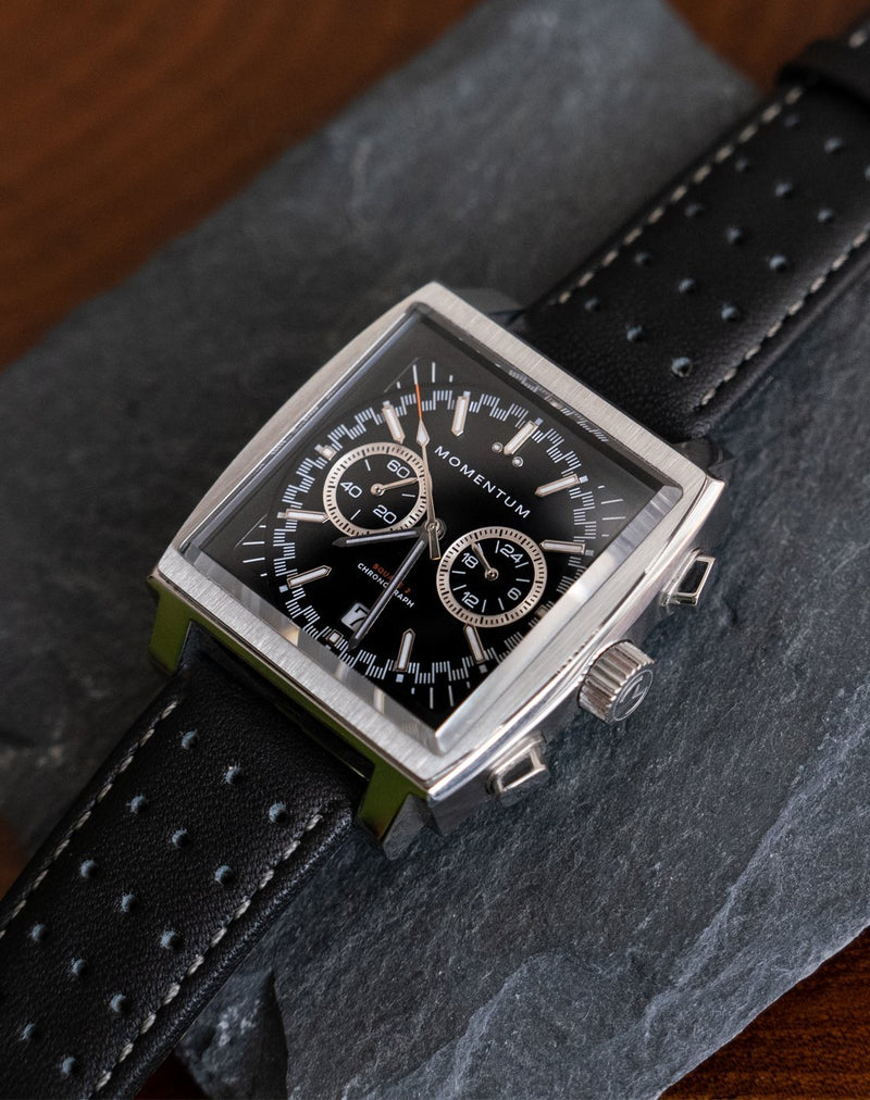Square 2 Chronograph [Pre-Order] - Momentum Watches US
