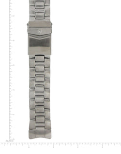 Steelix/ Base Layer Stainless Steel Bracelet - 22mm - Momentum Watches US