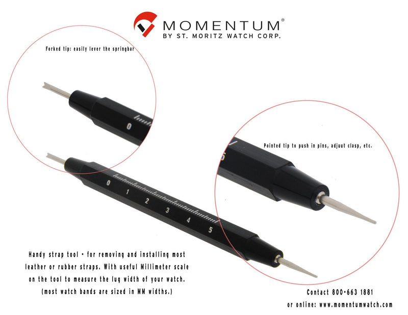 Strap Tool - Momentum Watches US