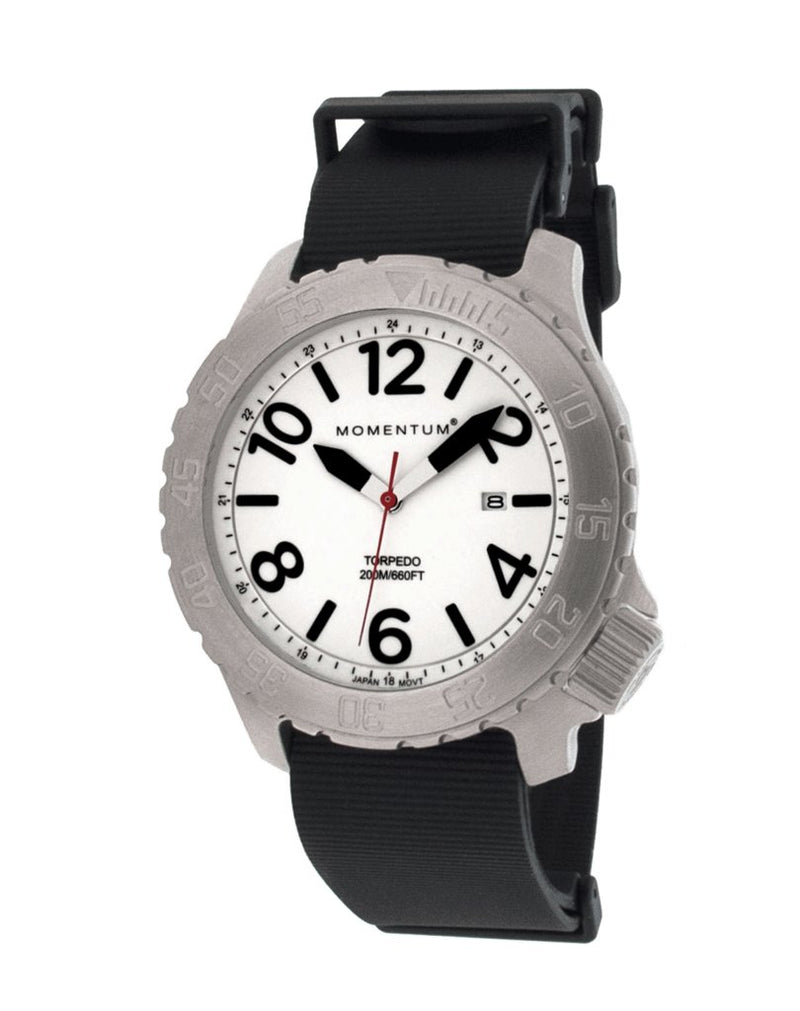 Torpedo [44mm] - Momentum Watches US