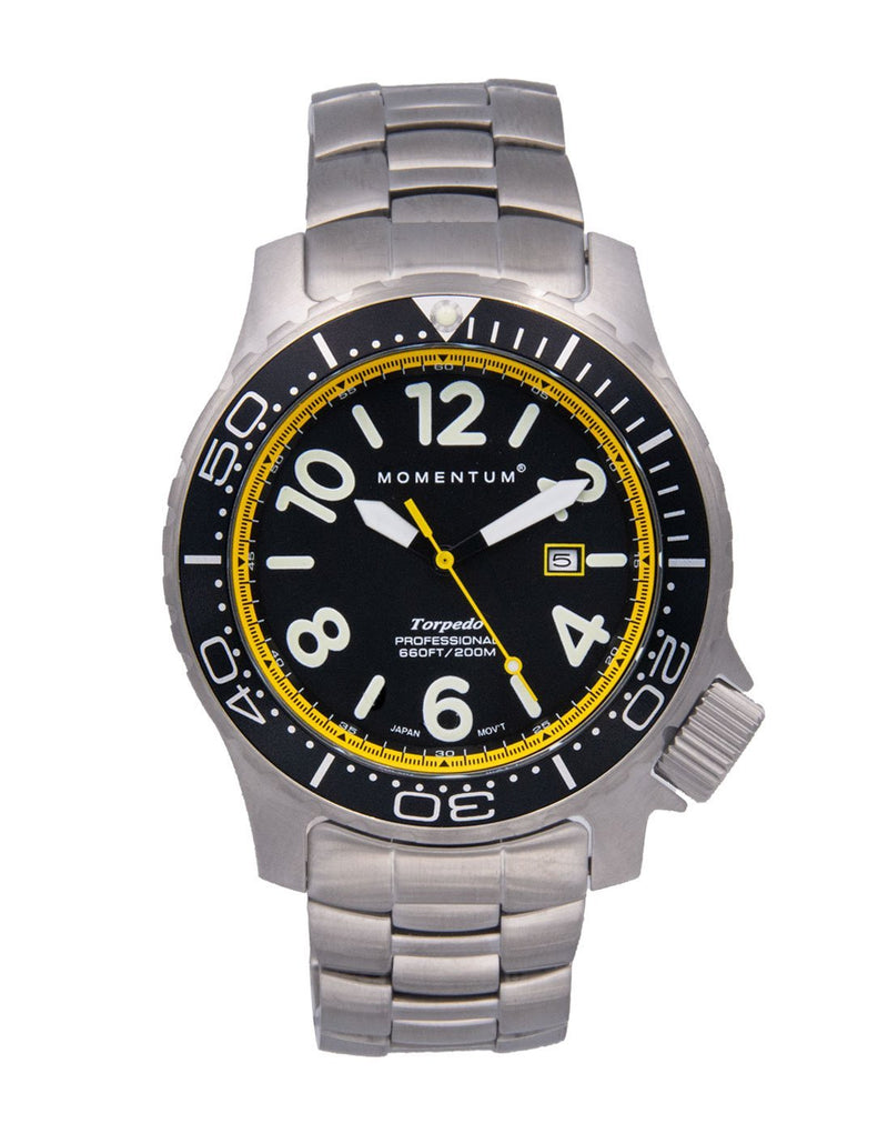 Torpedo Blast [44mm] - Momentum Watches US