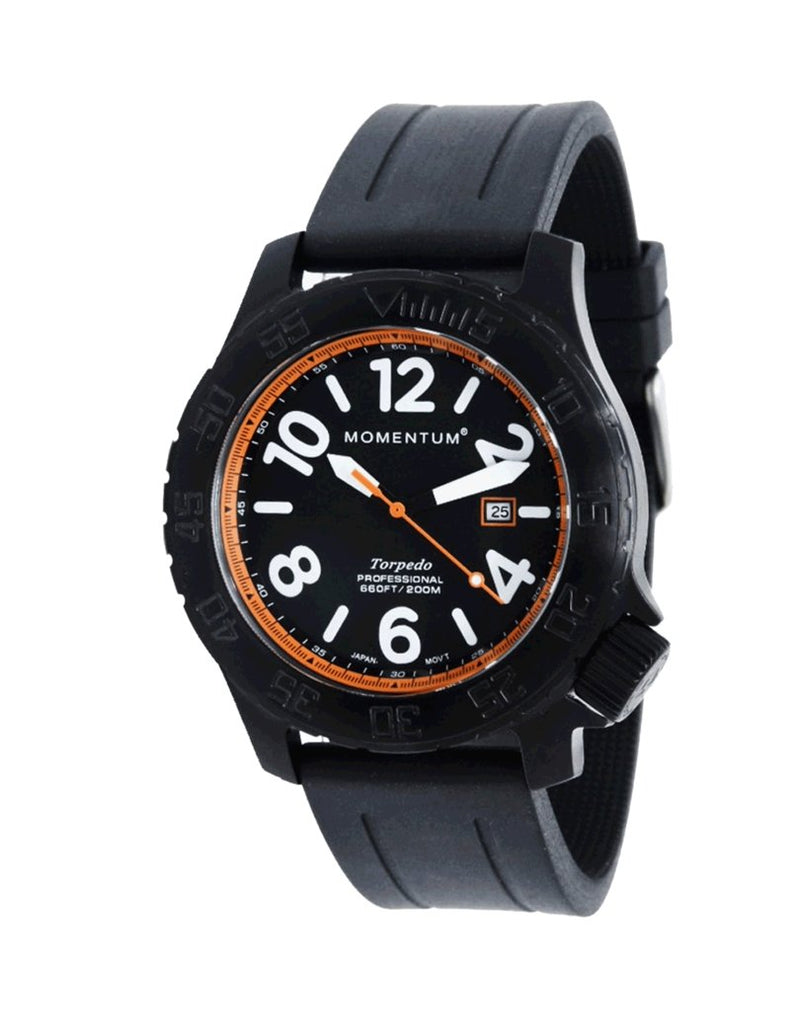 Torpedo Ion-Blast [44mm] - Momentum Watches US
