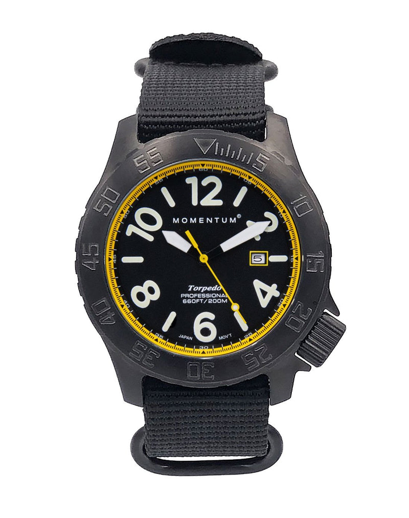 Torpedo Killer Bee [44mm] - Momentum Watches US