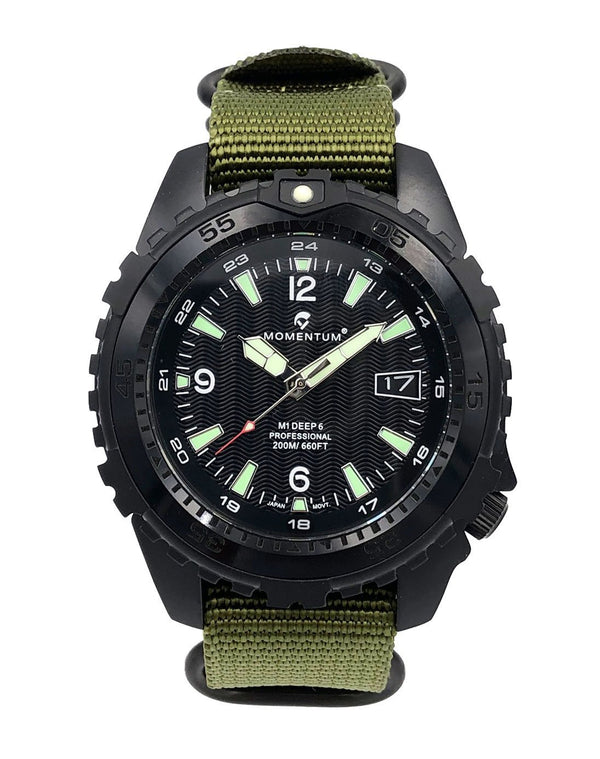 Vision / Night Vision [47mm] - Momentum Watches US