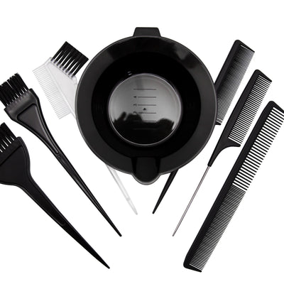 Combs, Tinting Brushes & Tint Bowl