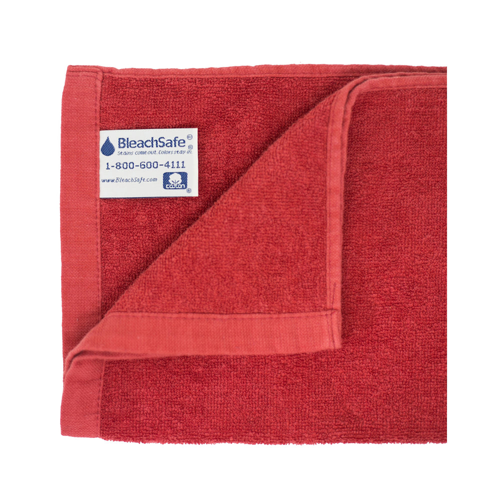 BleachSafe® Towels Tag And Care Instructions