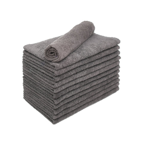 Gray Bleach Proof Salon Towels 15