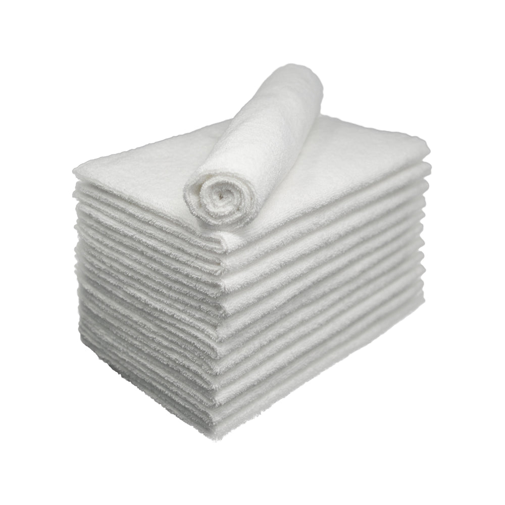 White Bleach Proof Salon Towels 15