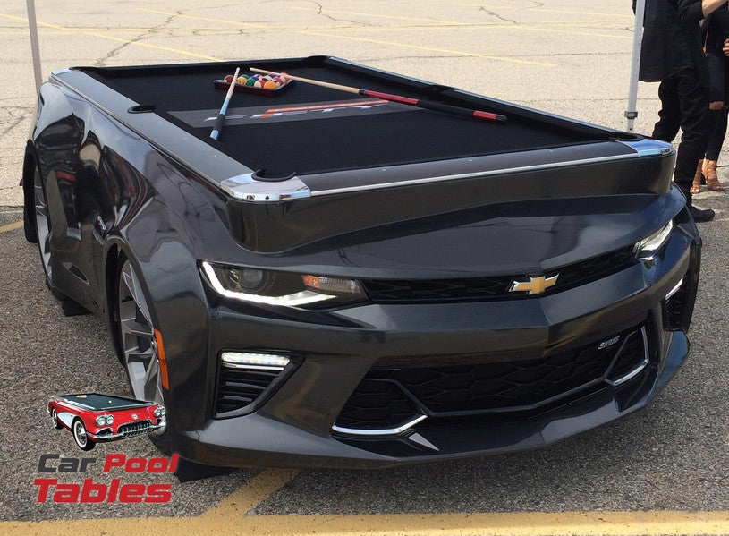 Camaro SS 50th Anniversary Edition Pooltable 2017