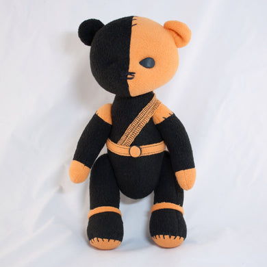 Death Stroke Super Teddy