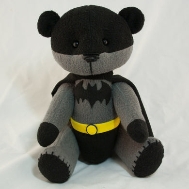 Batman Super Teddy