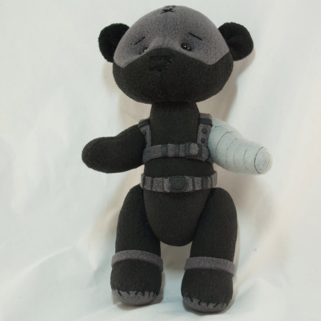Bucky The Soldier Super Teddy