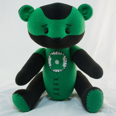Green Lantern Super Teddy