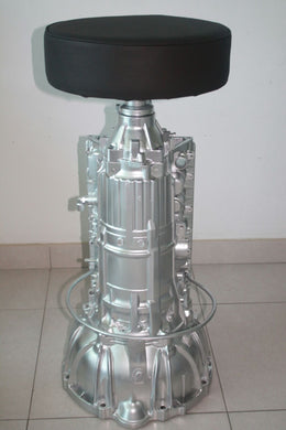 Gear box bar stool