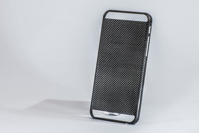 Carbon Fiber Black iPhone 6 cover