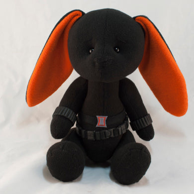 Black Widow Super Bunny
