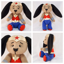 Wonder Woman Super Bunny
