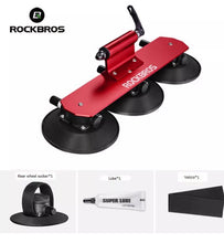 Car Roof Bicycle Suction Rack Carrier 1 bike