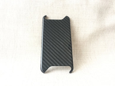 Carbon Fiber Black iPhone 6/6s cover