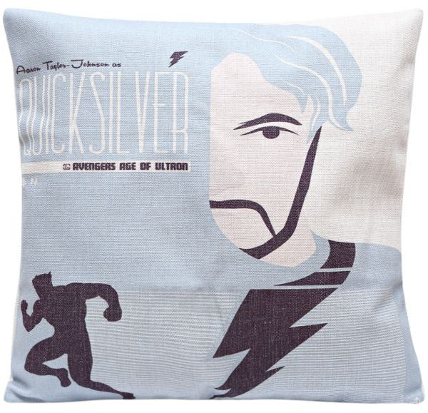 Quicksilver AAU Print Cushion Cover