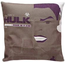 Hulk AAU Print Cushion Cover