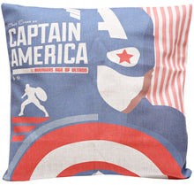 Captain America AAU Print Cushion Cover