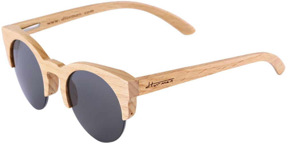 Wood Sunglasses Ebony - TWN
