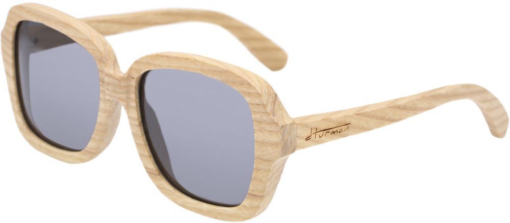 Wood Sunglasses Ebony - TWM