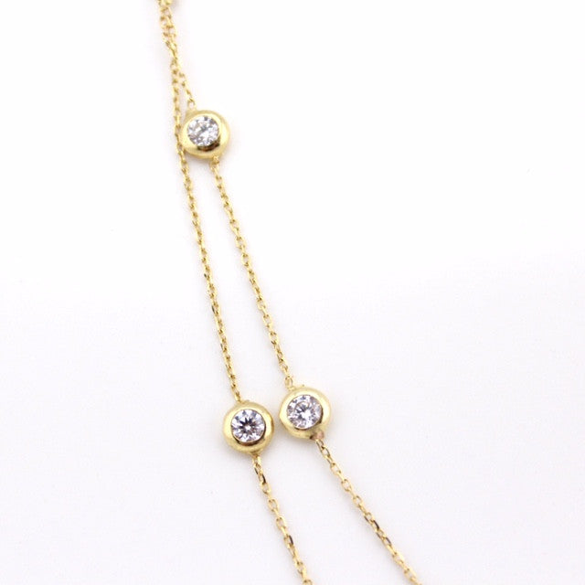 products necklace no yellow solid gold zodiac constellation diamonds all