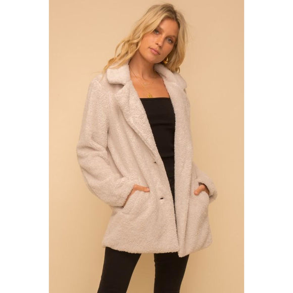 Angel Eyes Coat - Jacket