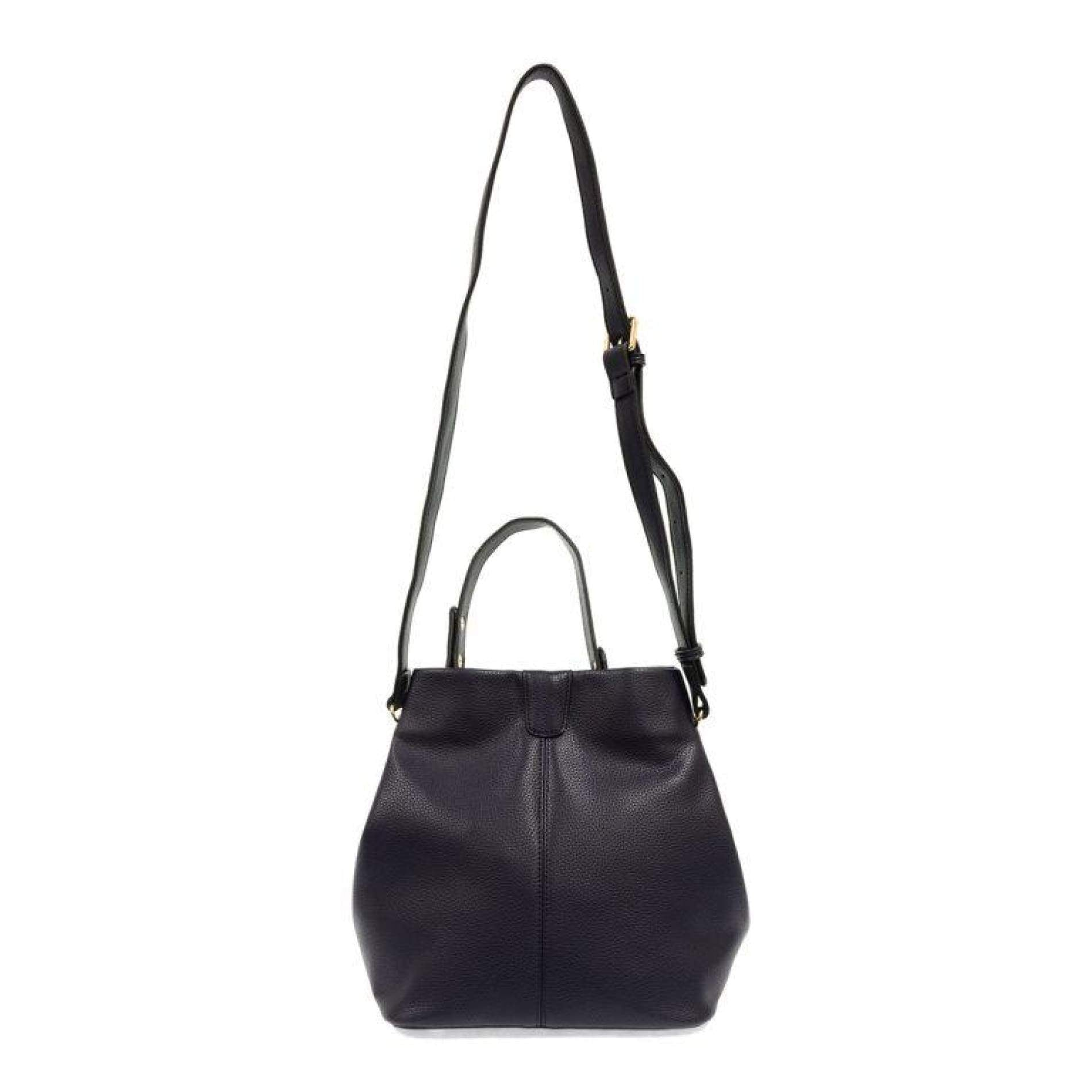 Ava Convertible Shoulder Bag - Navy - Accessories
