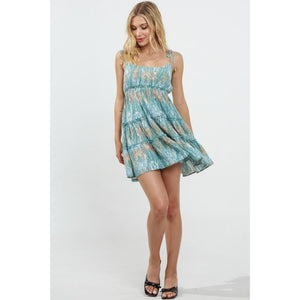 Blue Waters Dress - Dresses