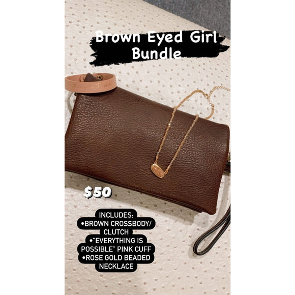 Brown Eyed Girl Bundle - Accessories
