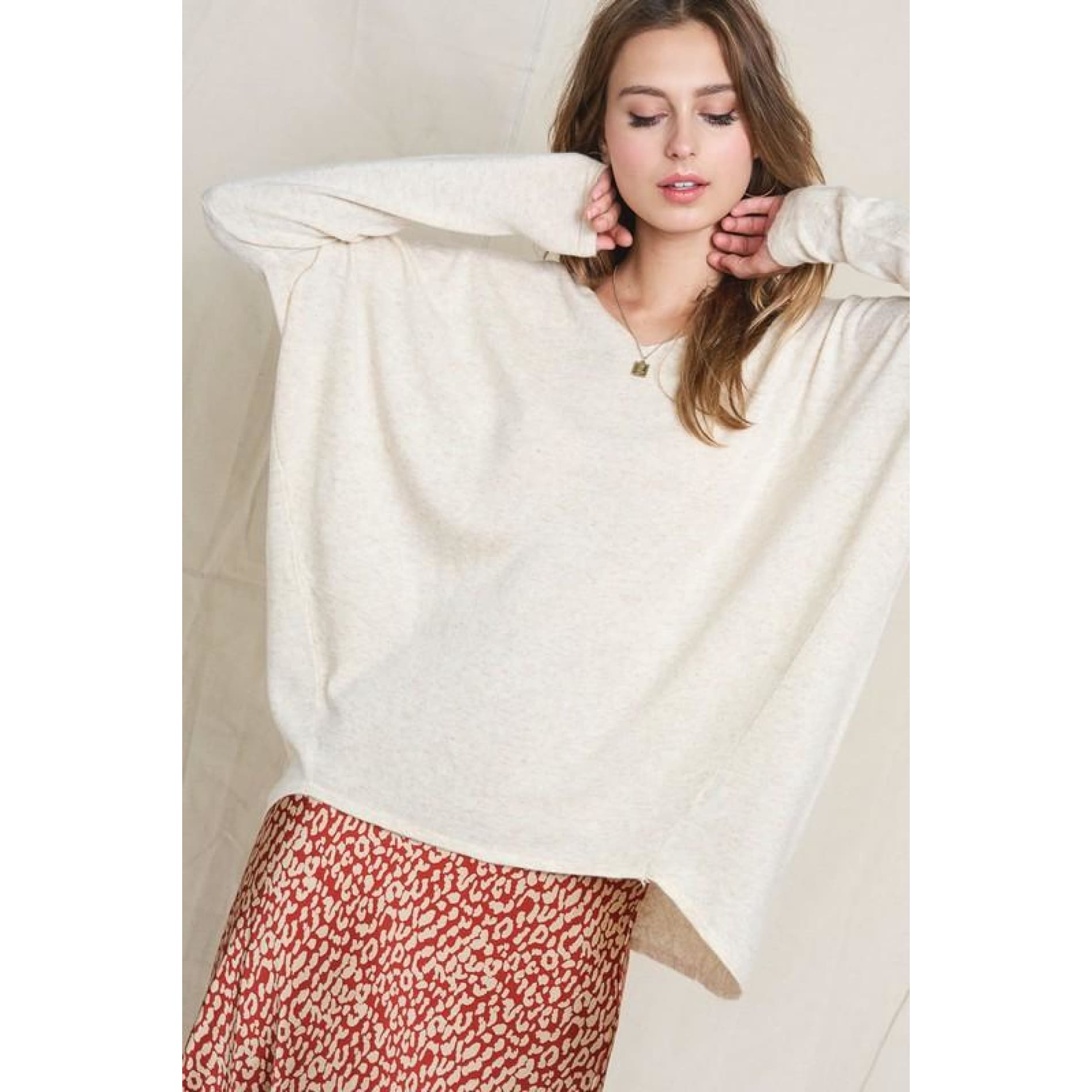 Cecilia Sweater Top - Sweaters
