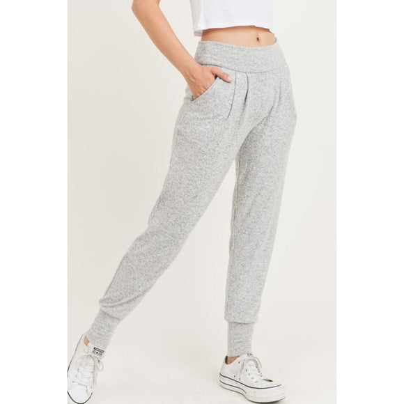 Comfy Cozy Joggers - Bottoms