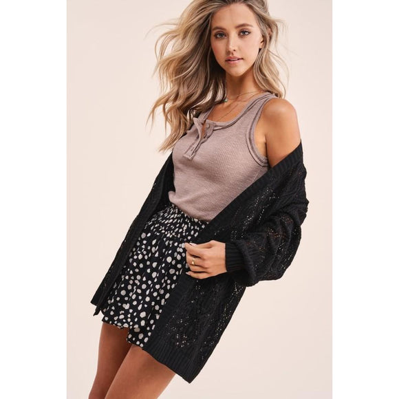 Cool Nights Cardigan - Sweater