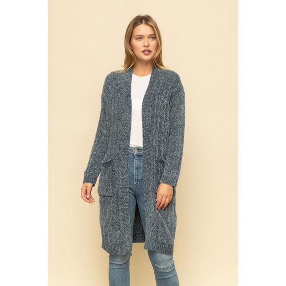 Cozy Feelings Cardigan - Sweater