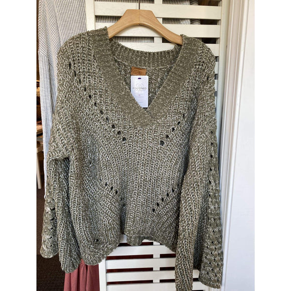 Fern Lily Sweater - Sweater